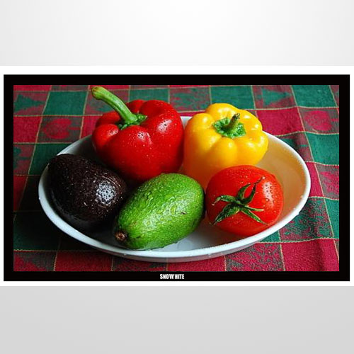 SNOWHITE 4K Ultra HD Fixed Frame Projection Screen